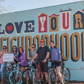 Bike tours, Movies in the Park, and more…