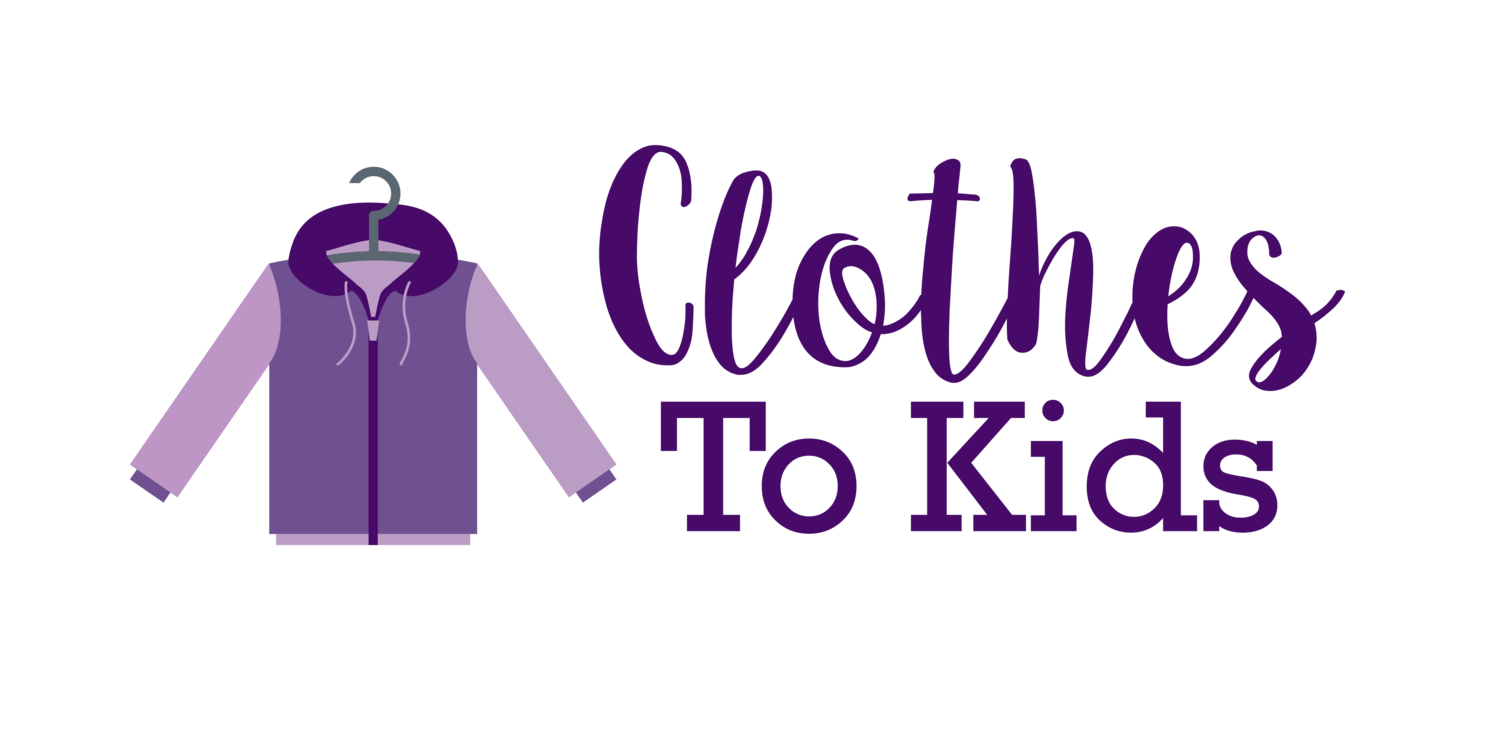 CTK Needs Elementary School Clothing & Shoes to Fill the Clothing Bags