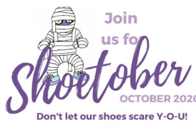 You've Been SHOED!!!  Clothes To Kids Needs School Shoes!