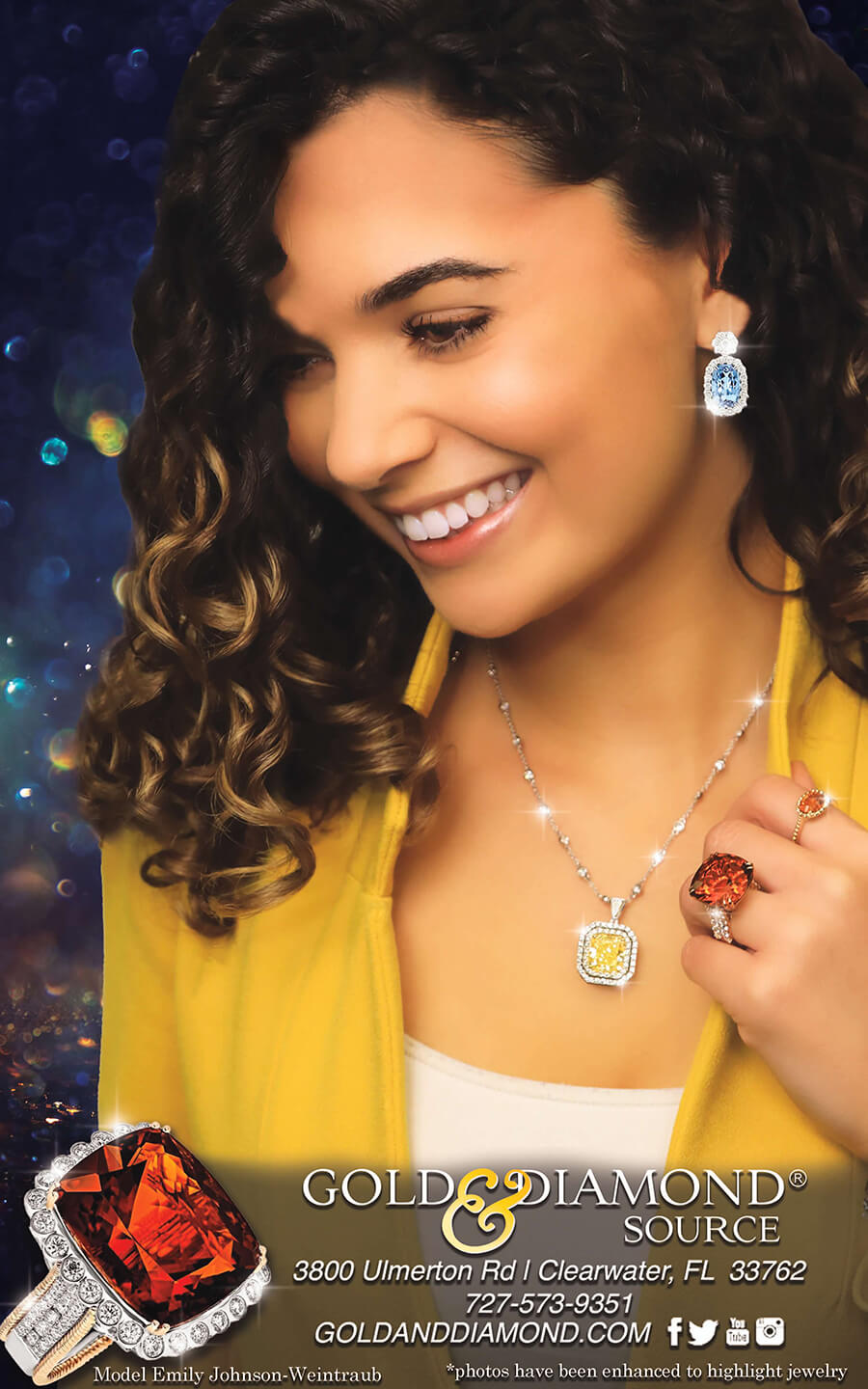gold and diamond source ad march 2021