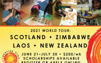 Local kids can travel the world  this summer with Creative Clay