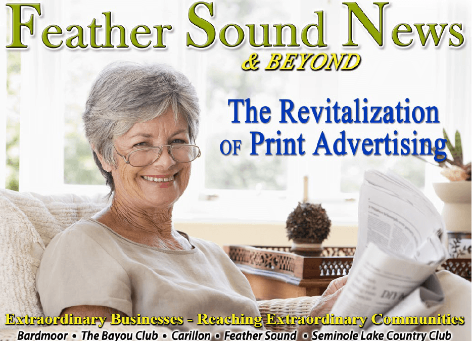 The Revitalization of Print Advertising